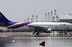 Desmiente Thai Airways información sobre cancelación de vuelos