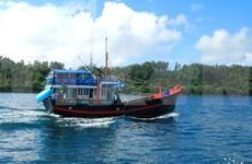 Ofrecen asistencia financiera a pescadores vietnamitas en alta mar