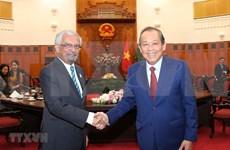 ONU es prioridad en política exterior de Vietnam, afirma vicepremier permanente