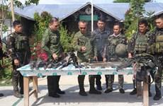 Mueren siete presuntos milicianos islamistas en tiroteo con fuerzas de seguridad en Filipinas