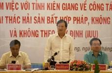 Exige vicepremier vietnamita detener la pesca ilegal