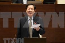 Prosigue Parlamento vietnamita debates sobre proyectos legales