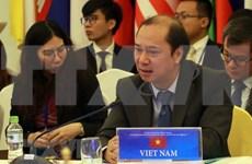 Llama Vietnam a unir esfuerzos para mantener la paz y estabilidad en la ASEAN