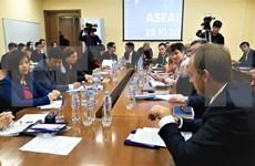 Resaltan papel de Vietnam en cooperación entre Rusia y ASEAN