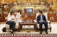 Impulsa Hanoi cooperación cultural con Países Bajos