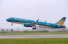 Abrirá Vietnam Airlines itinerario Da Nang- Quang Ninh