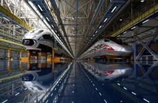 Construirán en Tailandia ferrocarril de alta velocidad por un valor de 7,4 mil millones de dólares