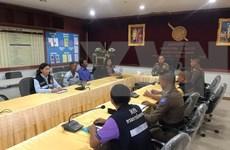 Recibe Embajada vietnamita pescadores rescatados en Tailandia