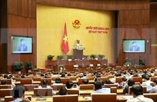 Analiza Parlamento de Vietnam proyectos de Leyes Orgánicas de Gobierno y de Poderes Locales