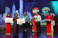 Recaudan casi dos millones de dólares para apoyar a las personas desfavorecidas en Ciudad Ho Chi Minh