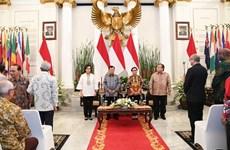 Lanza Indonesia fondo internacional de asistencia para el desarrollo