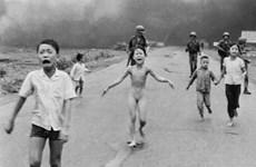 """""""Niña de napalm"""" entre fotos que cambiaron el mundo"""