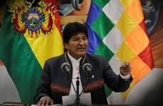 Felicita Vietnam a Evo Morales por su reelección como presidente de Bolivia