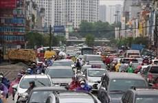Celebran en Vietnam Foro Intergubernamental de Transporte Ambientalmente Sostenible en Asia