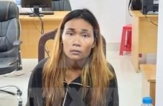Detienen  en Vietnam a una narcotraficante camboyana