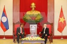 Corroboran nexos de amistad y solidaridad entre Vietnam y Laos