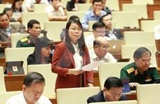 Analizará Parlamento de Vietnam borradores de leyes de milicia  y migración