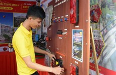 Celebran en ciudad vietnamita actividad para promover el espíritu emprendedor