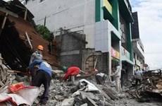 Muere un niño tras terremoto en Filipinas