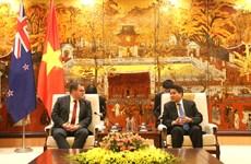 Promueven Hanoi y Nueva Zelanda cooperación en educación
