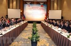 Acuerdan Vietnam y Rusia medidas para impulsar lazos bilaterales