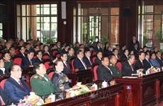 Reconocen aportes de combatientes voluntarios de Vietnam a obra revolucionaria de Laos