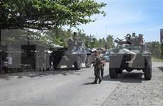 Redobla Filipinas seguridad tras muerte de cabecilla del Estado Islámico