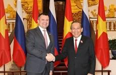 Afirma Vietnam apoyo a Rusia en fomento de su papel en Asia-Pacífico