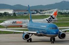Reprograman aerolíneas vietnamitas vuelos nacionales por tifón Matmo