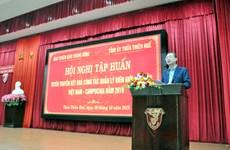 Concede Vietnam gran  importancia a la gestión fronteriza