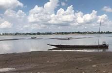 Nivel de las aguas del río Mekong en Tailandia toca fondo en casi un siglo