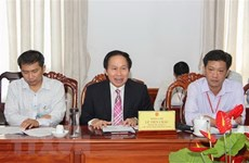 Evalúa Japón ambiente de inversión en provincia sureña vietnamita