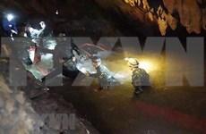 Cueva tailandesa de Tham Luang recibirá turistas desde noviembre próximo