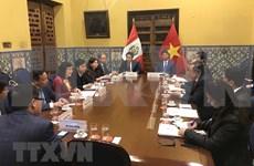 Promueve Hanoi una mayor cooperación con Argentina y Perú