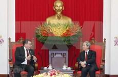 Vietnam y Nueva Zelanda buscan elevar valor del intercambio comercial