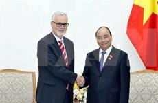 Vietnam considera importante el fortalecimiento de asociación estratégica con Alemania