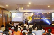 Debaten en Vietnam sobre oportunidades para incrementar exportaciones agrícolas a China