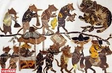 Impulsa Vietnam conservación de valores de pinturas de Dong Ho