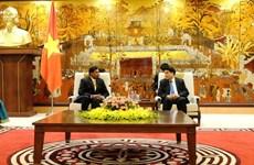 Dispuesta Hanoi a cooperar con Sri Lanka en múltiples sectores