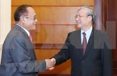 Concede Vietnam máxima prioridad a fortalecimiento de nexos con Camboya