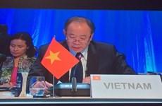 Comprometido Vietnam a garantizar seguridad en Comunidad Francófona