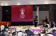 Comienza en Bangkok sesión plenaria de XXXV Cumbre de ASEAN