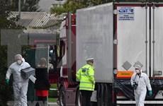 Promete embajador del Reino Unido en Vietnam proteger dignidad de victimas de tragedia en Essex