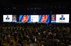Inauguran Cumbre de Negocios e Inversiones de ASEAN