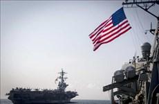 Concluyen Estados Unidos y Brunei ejercicio de entrenamiento marítimo