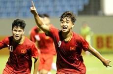 Competirán Vietnam y Japón en final del torneo internacional de fútbol Sub21