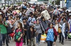 Se unen Camboya, Laos y Myanmar para proteger a trabajadores migrantes