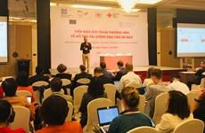 Dialogan en Vietnam sobre el financiamiento basado en  pronósticos