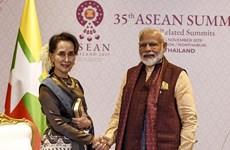 Fortalecen cooperación bilateral la India y Myanmar