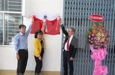 Recibe una escuela vietnamita reconocimiento francés por enseñanza bilingüe